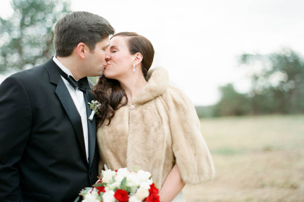 Winter Wedding in New Jersey Brklyn View Photography