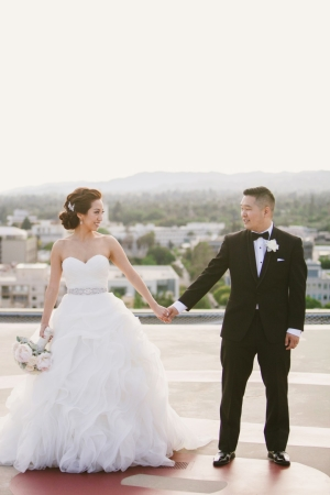 Beverly Hills Wedding Four Seasons 1