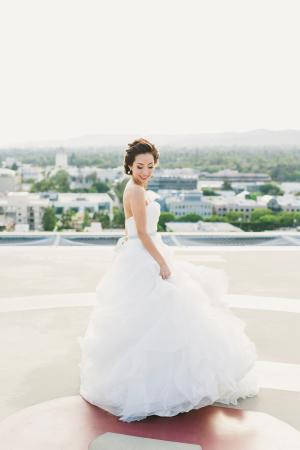 Beverly Hills Wedding Four Seasons 2