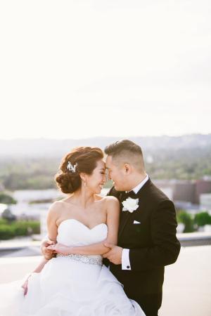 Beverly Hills Wedding Four Seasons 3
