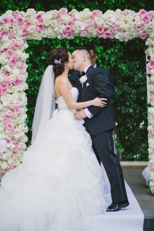 Beverly Hills Wedding Four Seasons 8