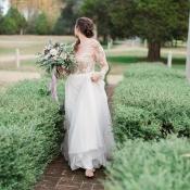 Bride for Fall Wedding