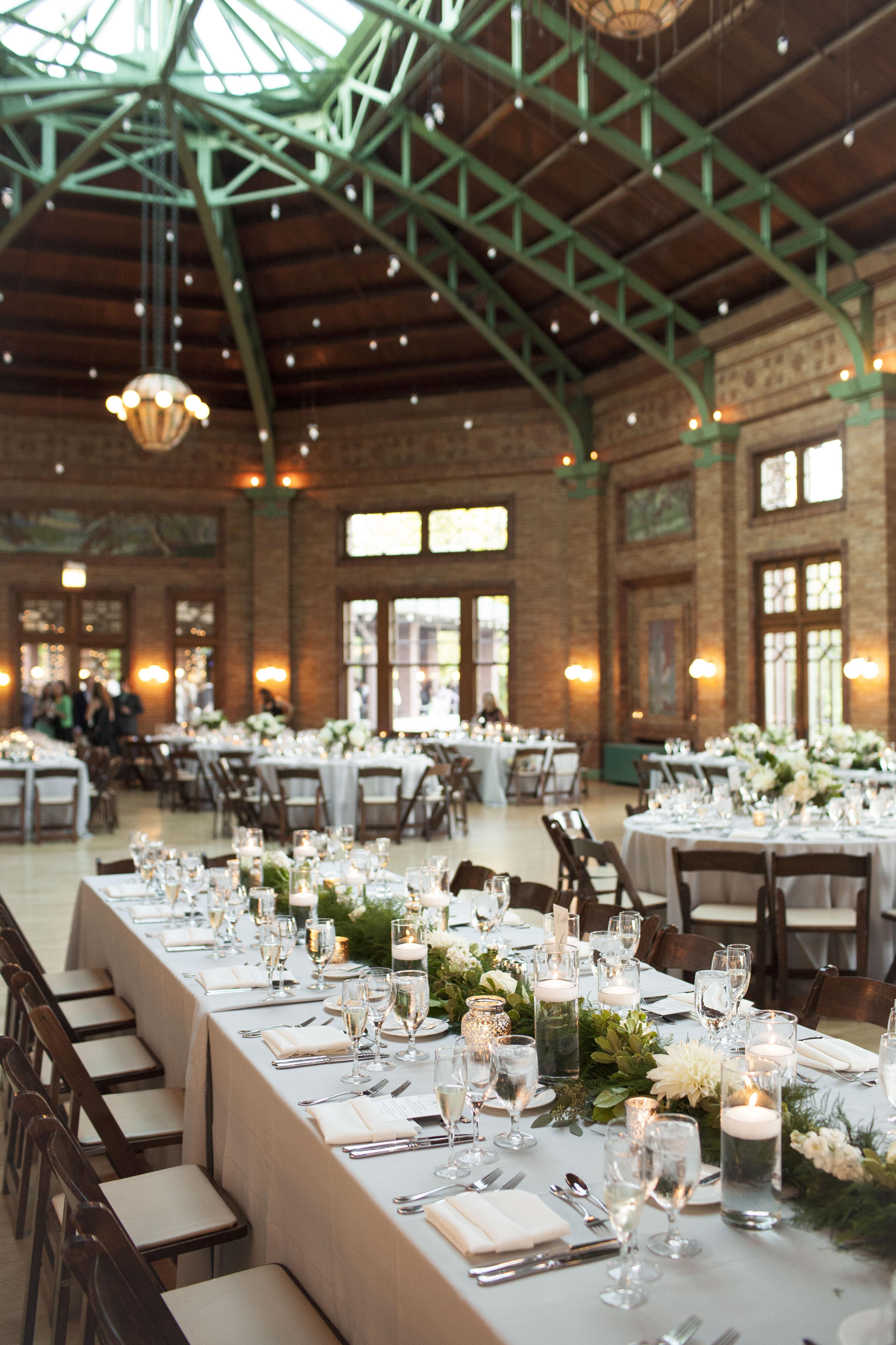 Cafe Brauer Wedding Chicago