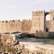 Castle in Greece