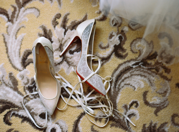 Christian Louboutin Bride Shoes