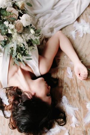 Elegant Wedding Inspiration from Leighanne Herr 6