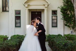 Elegant Winter Wedding Damaris Mia 1