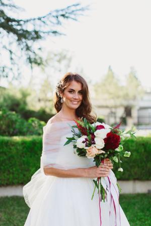 Elegant Winter Wedding Damaris Mia 11