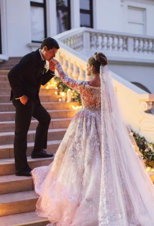 Elegant Winter Wedding Damaris Mia 18