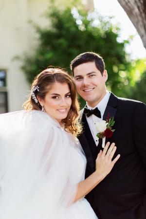 Elegant Winter Wedding Damaris Mia 3
