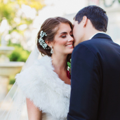Elegant Winter Wedding Damaris Mia 6