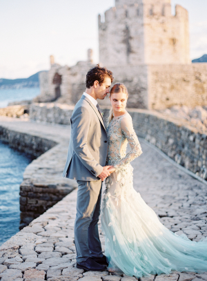 Greece Castle Wedding 10