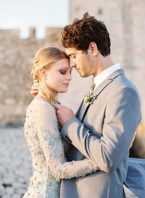 Greece Castle Wedding 11