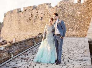 Greece Castle Wedding 12