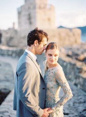 Greece Castle Wedding 9