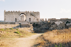 Greece Methoni Castle