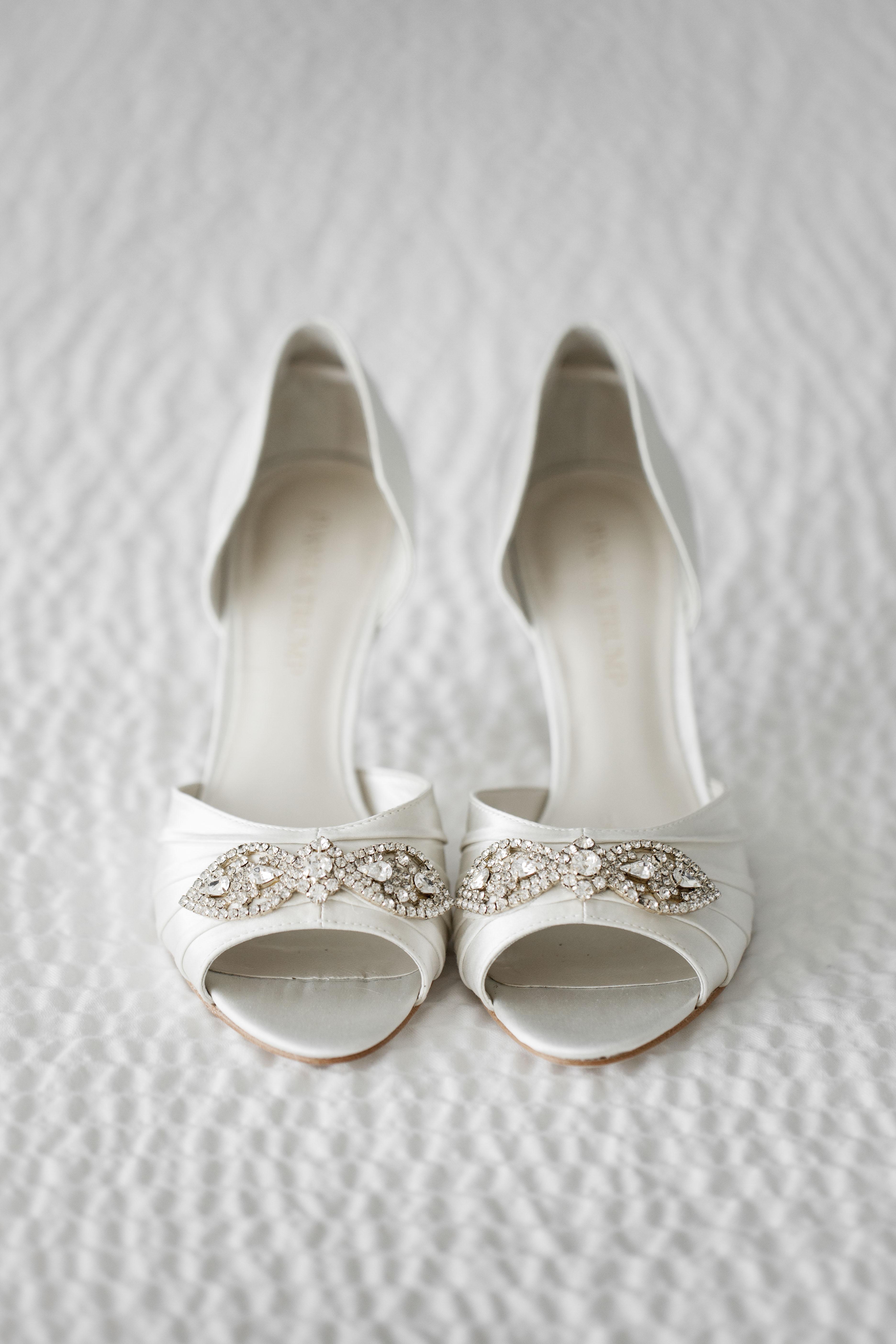 3834433d796 Ivanka Trump Wedding Shoes - Elizabeth Anne Designs  The Wedding Blog
