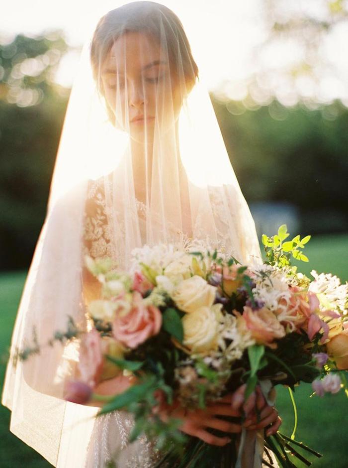 Romantic Bridal Portrait Ideas Matoli Keely Photography