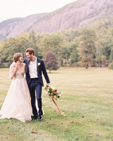 Romantic Outdoor Wedding Inspiration Eric Kelley
