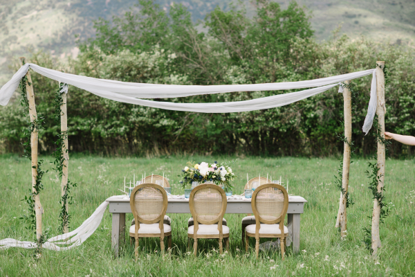 Rustic Ranch Wedding Inspiration
