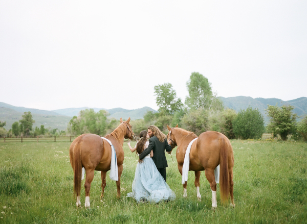 Rustic Ranch Wedding Inspiration Michelle Leo Events 13