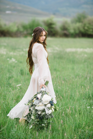 Rustic Ranch Wedding Inspiration Michelle Leo Events 7