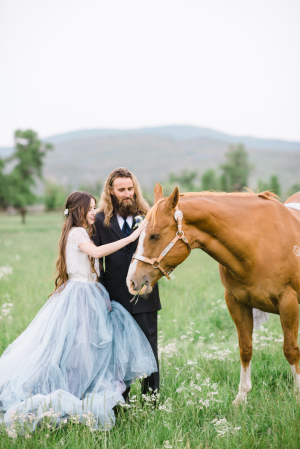 Rustic Ranch Wedding Inspiration Michelle Leo Events 8