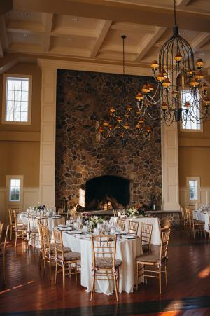 Ryland Inn Wedding Reception