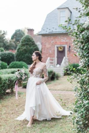 Seven Springs Virginia Wedding Inspiration