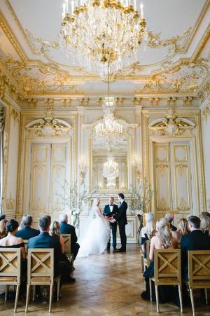 ShangriLa Paris Wedding