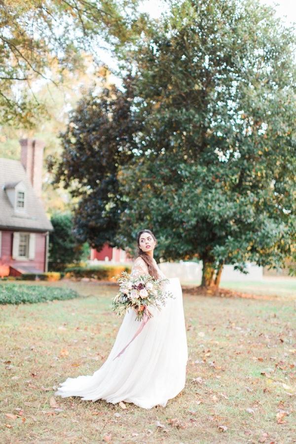 Virginia Fall Wedding Ideas 6