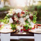 Winter Wedding Ideas in California