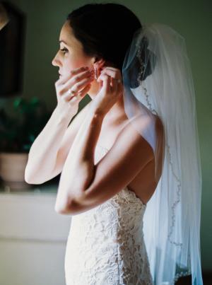 Bridal Portrait Jenna McElroy