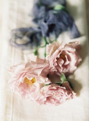 Lavender Flowers at Wedding