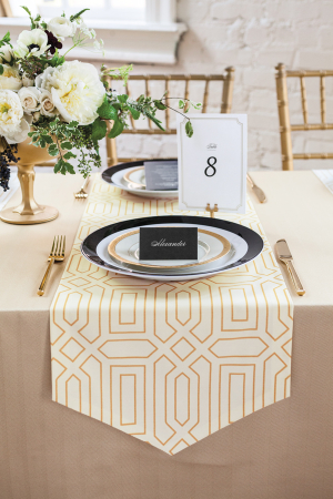 Minted Place Setting