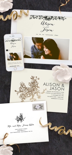 Minted Save the Dates 4