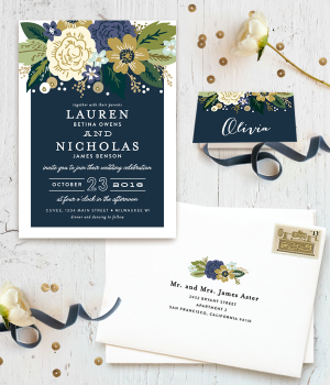 Minted Wedding Invitations 3