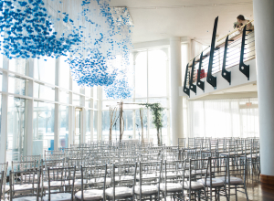 Modern DC Restaurant Wedding