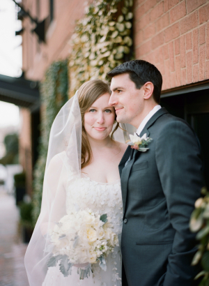 Modern Georgetown Winter Wedding 14