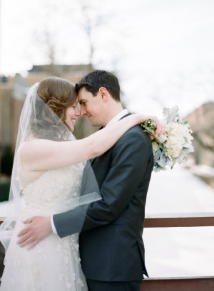 Modern Georgetown Winter Wedding 18