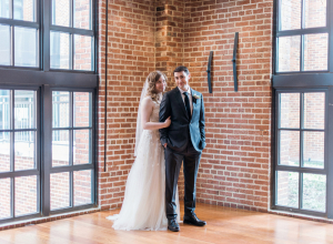 Modern Georgetown Winter Wedding 6