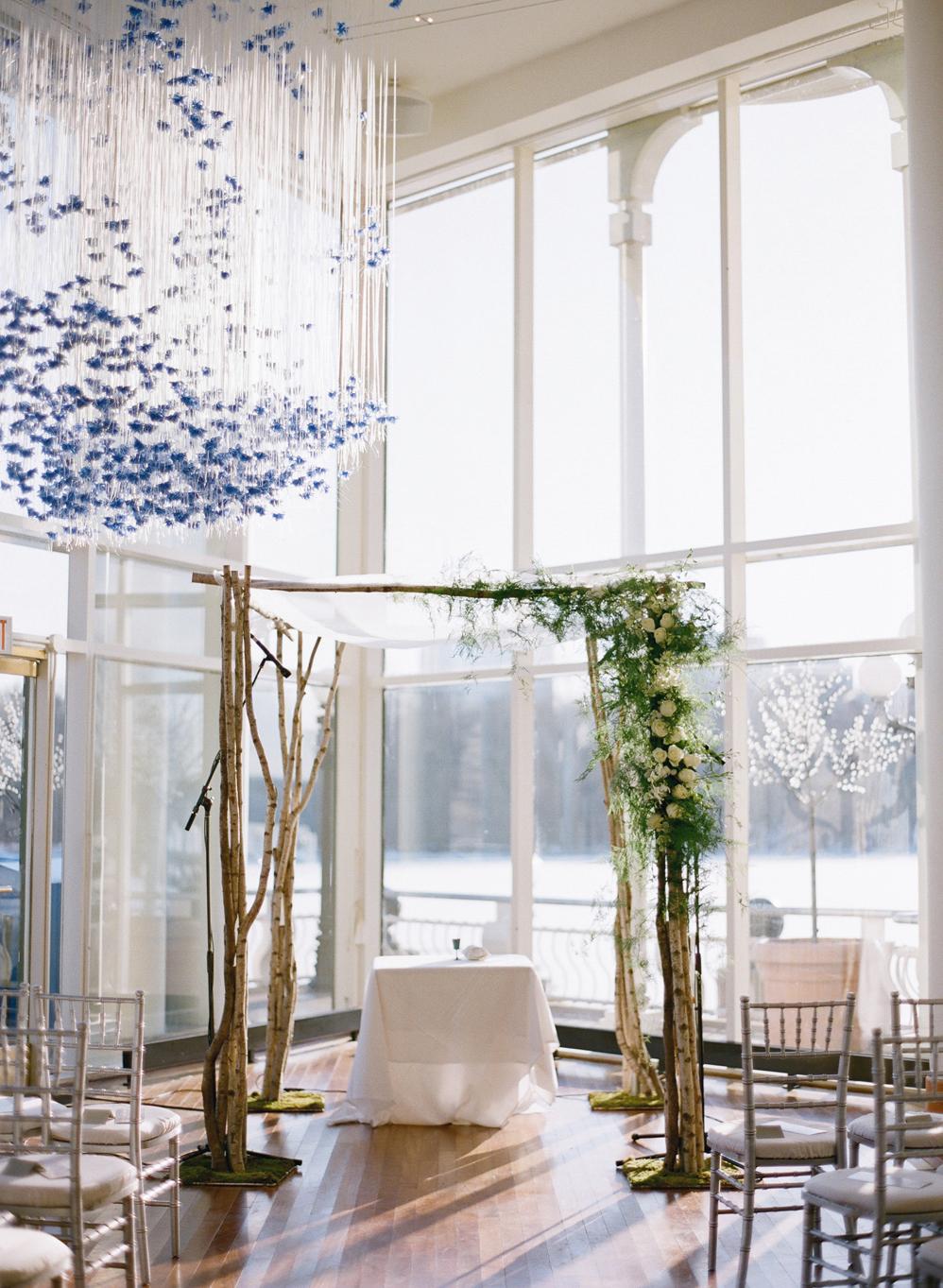 Modern Jewish Wedding Ceremony