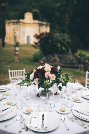 Outdoor Summer Wedding in Italy