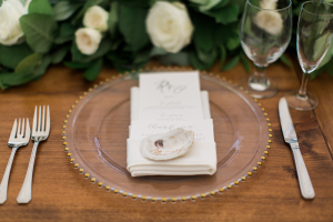 Place Setting with Oyster