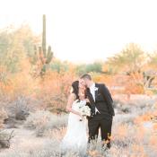 Scottsdale Wedding Amy and Jordan Photography 6