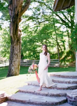 Spring Garden Wedding Ideas Cory Weber 1