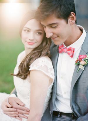 Spring Garden Wedding Ideas Cory Weber 12