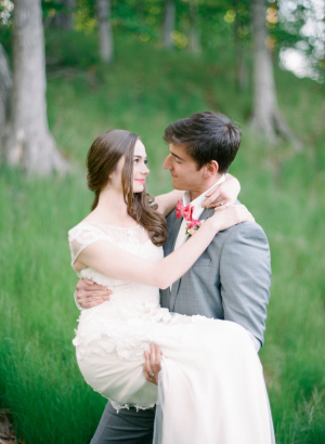 Spring Garden Wedding Ideas Cory Weber 14
