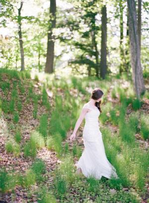 Spring Garden Wedding Ideas Cory Weber 5