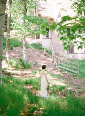 Spring Garden Wedding Ideas Cory Weber 6